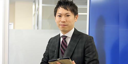 2017年入社 関西支社 大阪支店
