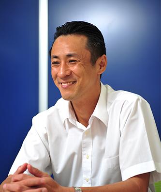 代表取締役 福島崇志